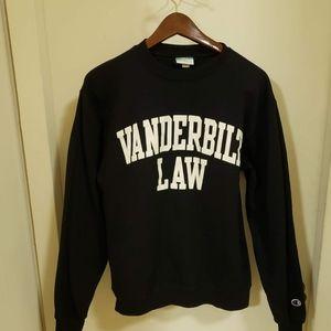 Vanderbilt Law champion sweatshirt